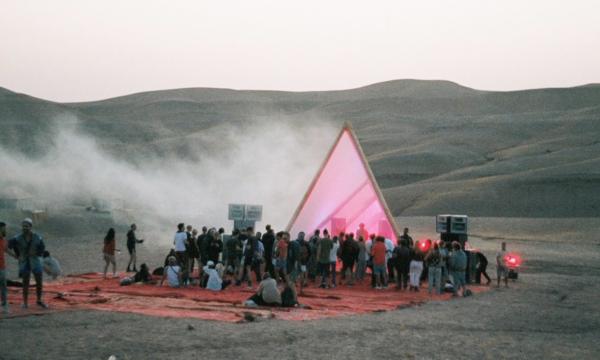3.Rave Trilogy_Desert Rave