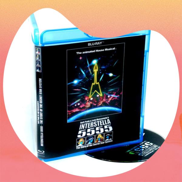 1 x Blu-Ray de Interstella 5555